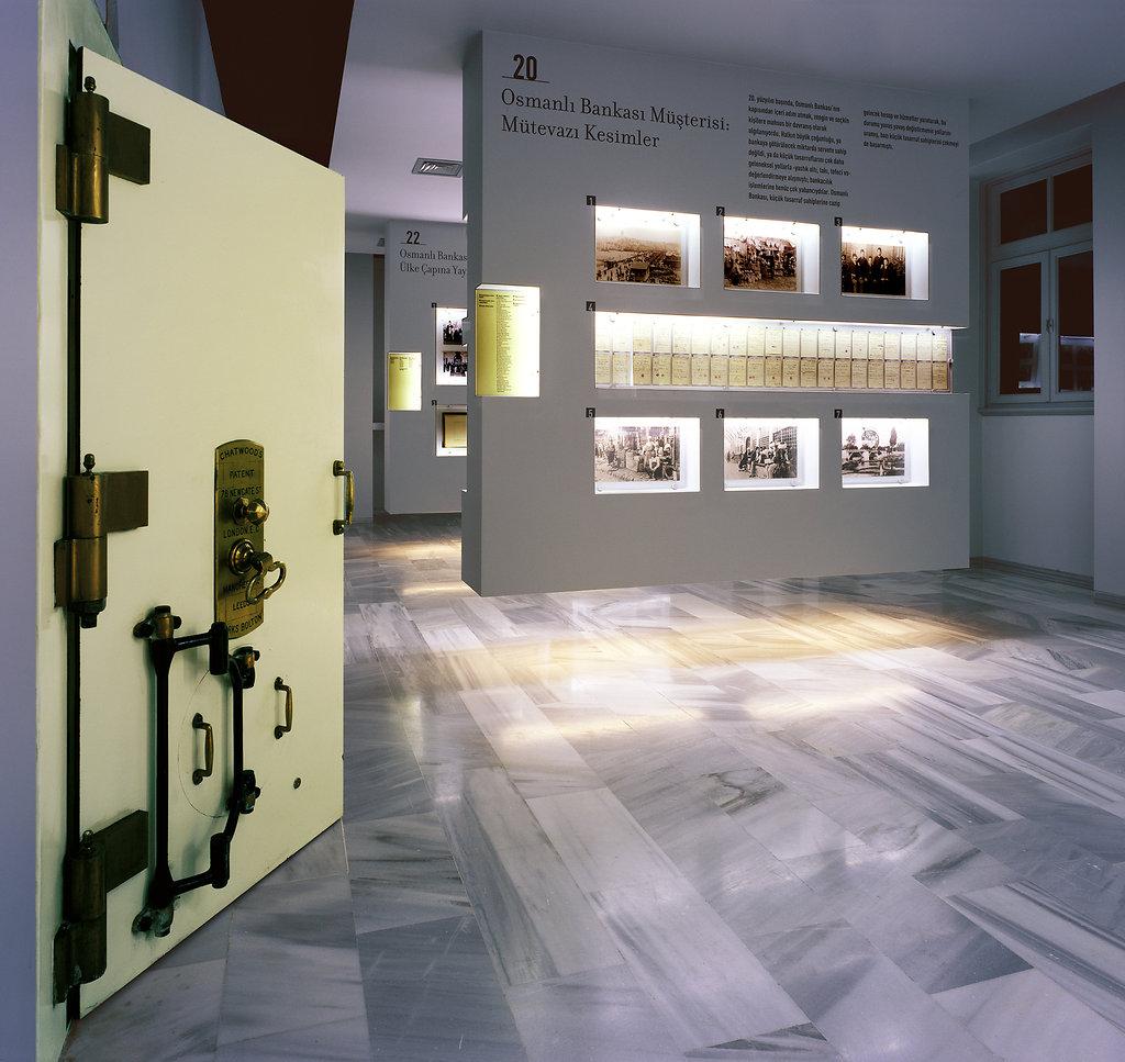 museum of ottoman bank | osmanlı bankası müzesi