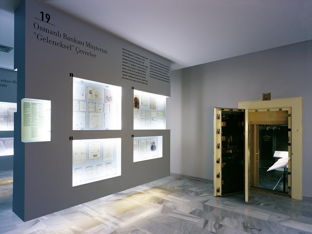 ottoman bank museum | osmanlı bankası müzesi