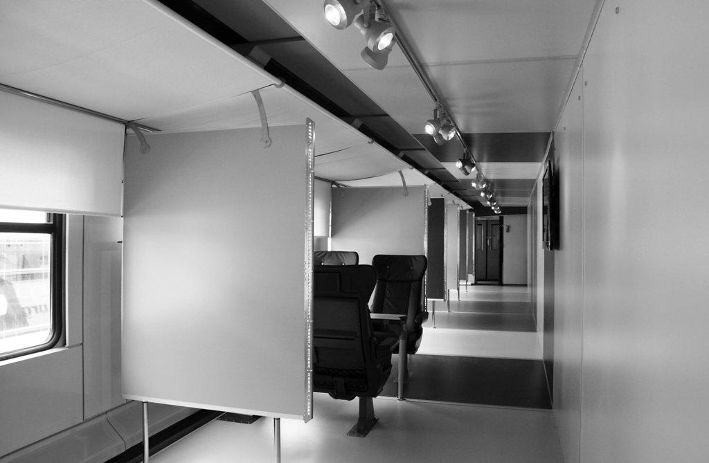 tcdd exhibition wagon | sergi vagonu